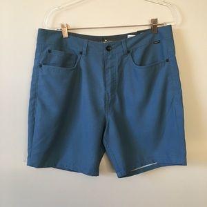 Quiksilver Men's Amphibian Short W34/L18 Slim Fit